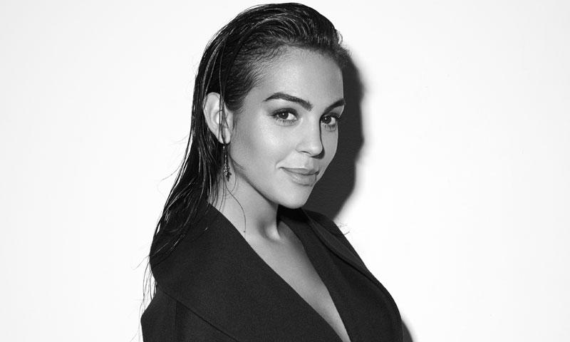 Georgina Rodríguez se prepara para su debut como modelo