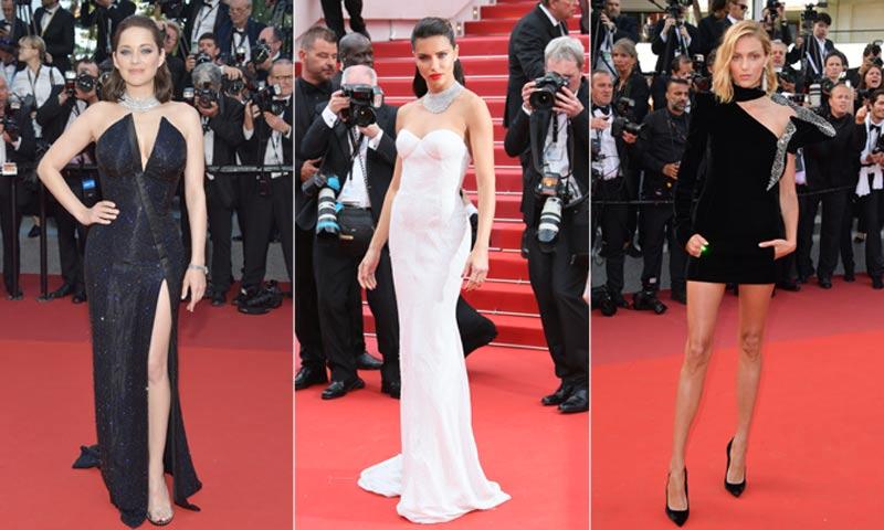 Cannes 2017: Los diez vestidos más espectaculares de la alfombra roja