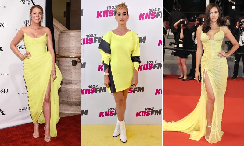 Manual de estilo: Cómo lucir un vestido amarillo, by Blake Lively y otras 'celebs'