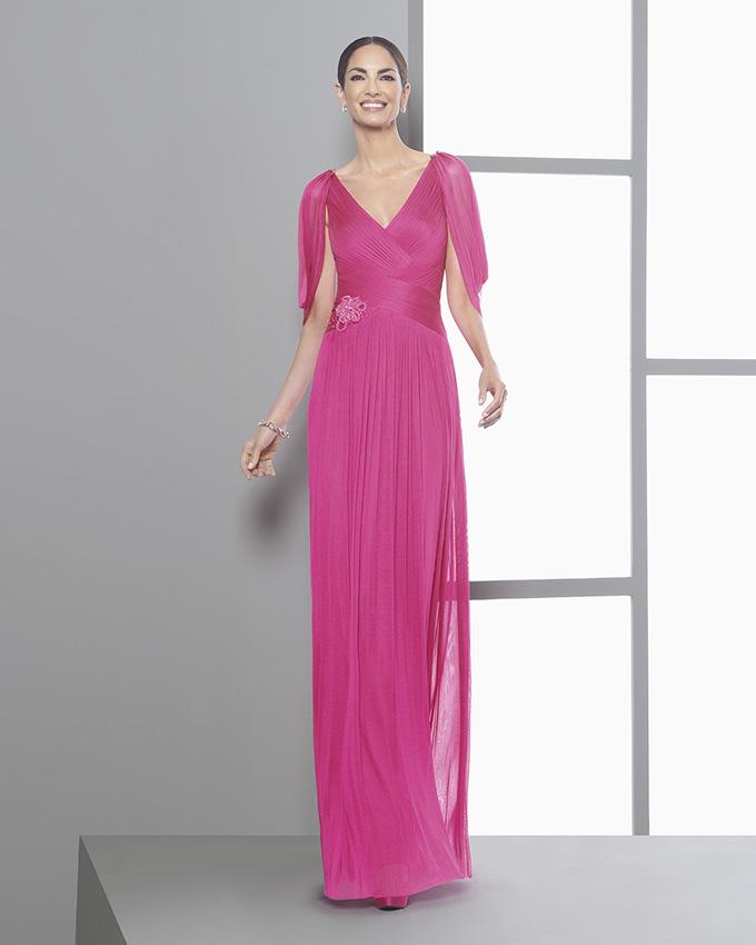 Color y más color: Así son los vestidos de fiesta de Rosa Clará para ...