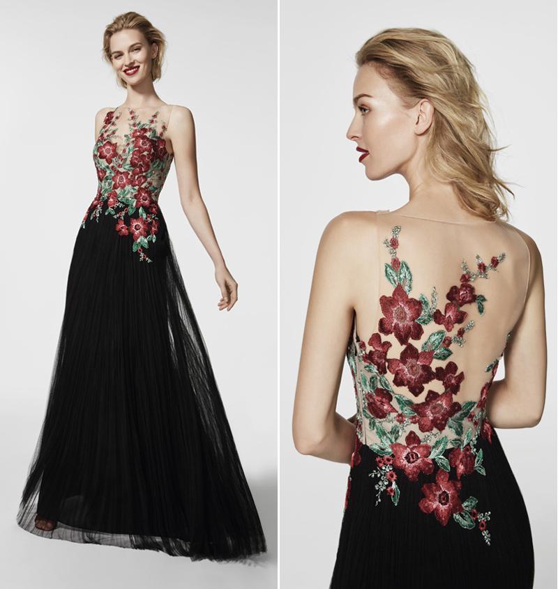 Tendencias en vestidos elegantes