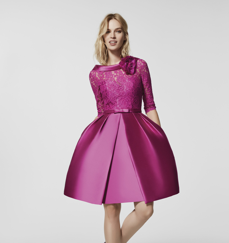 Vestidos fiesta mujer primavera 2018 – Moda Española moderna