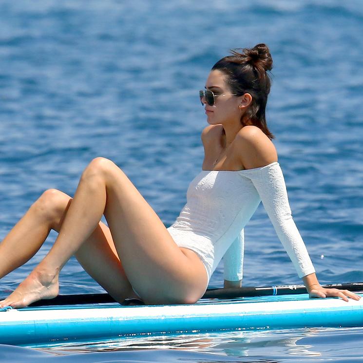 Un Kendall Ventajas De Bañador JennerLas Usar DHWE29I