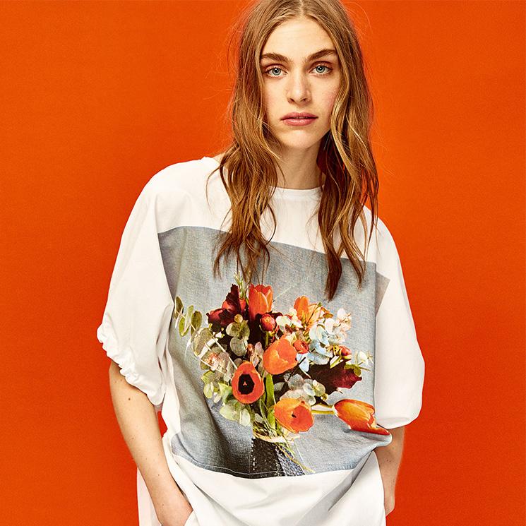 4d36e8b3 Maxi-camisetas, la nueva colección de Zara para este verano - Foto