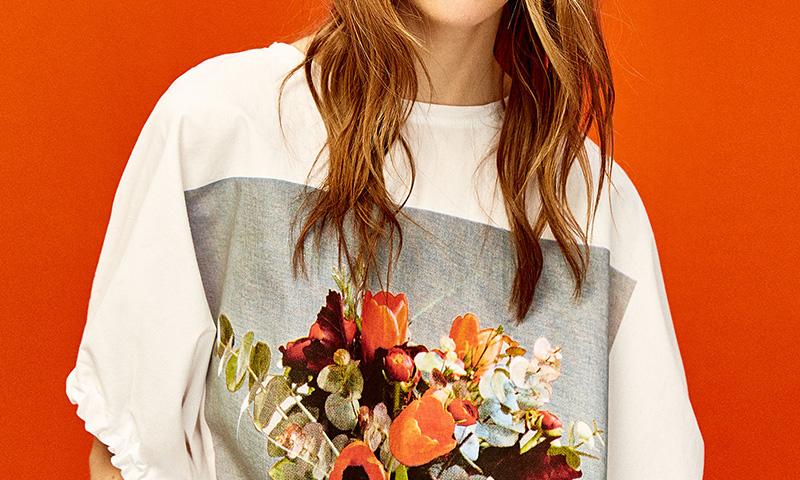 Maxi-camisetas, la nueva apuesta de Zara para este verano
