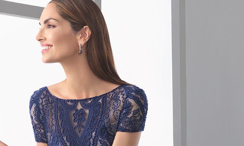 Desprende belleza y feminidad con la colección 'Elegance' de Rosa Clará