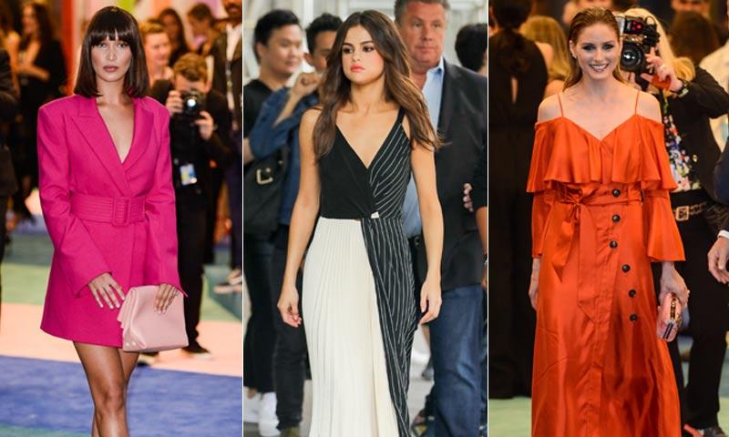 Ranking: las 'celebrities' mejor vestidas de la semana