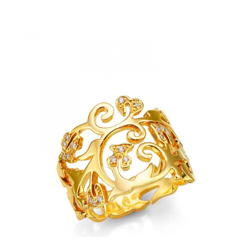 joyas de oro tous