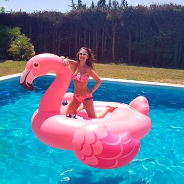Adi s bikinis las colchonetas de piscina vuelven a for Colchonetas para piscina