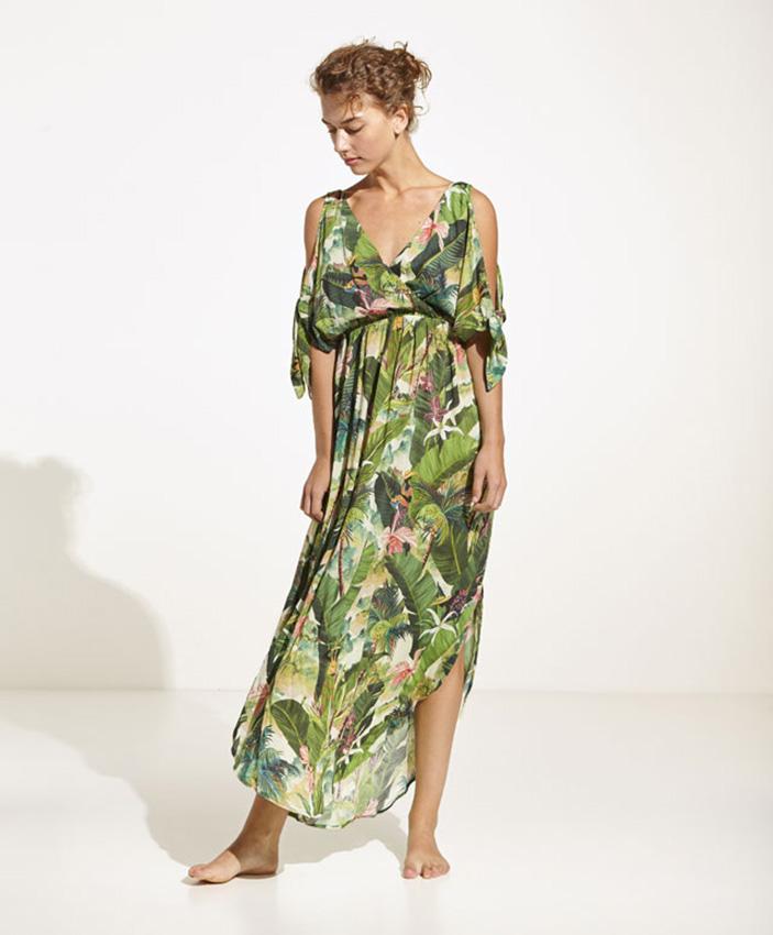 4aeccd0e879 En verano... ¡estilosa con los vestidos de Oysho! - Foto
