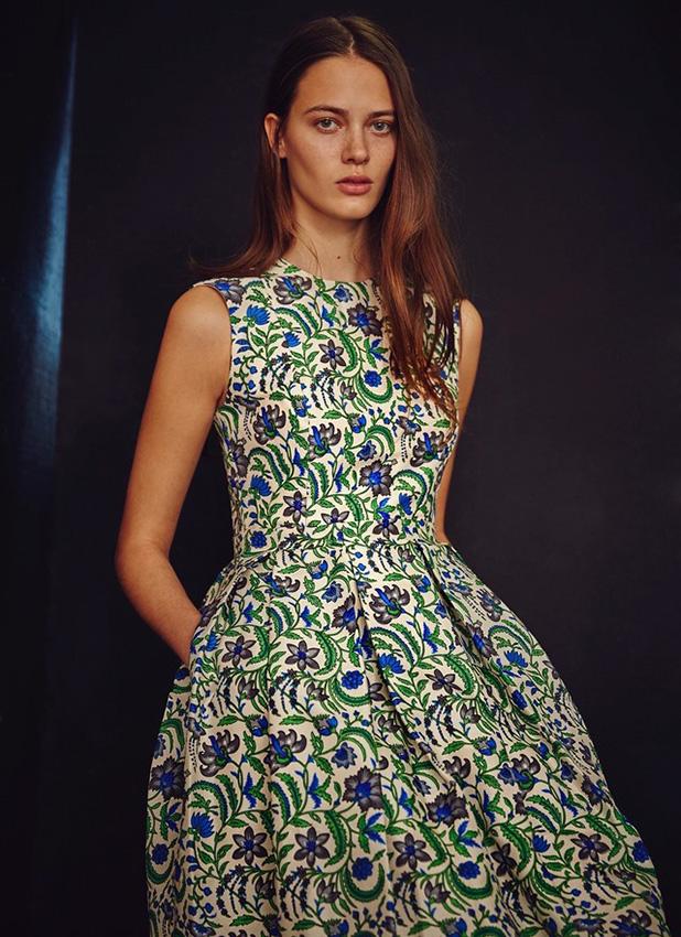 Un must de adolfo dominguez este verano los vestidos for Adolfo dominguez barcelona spain