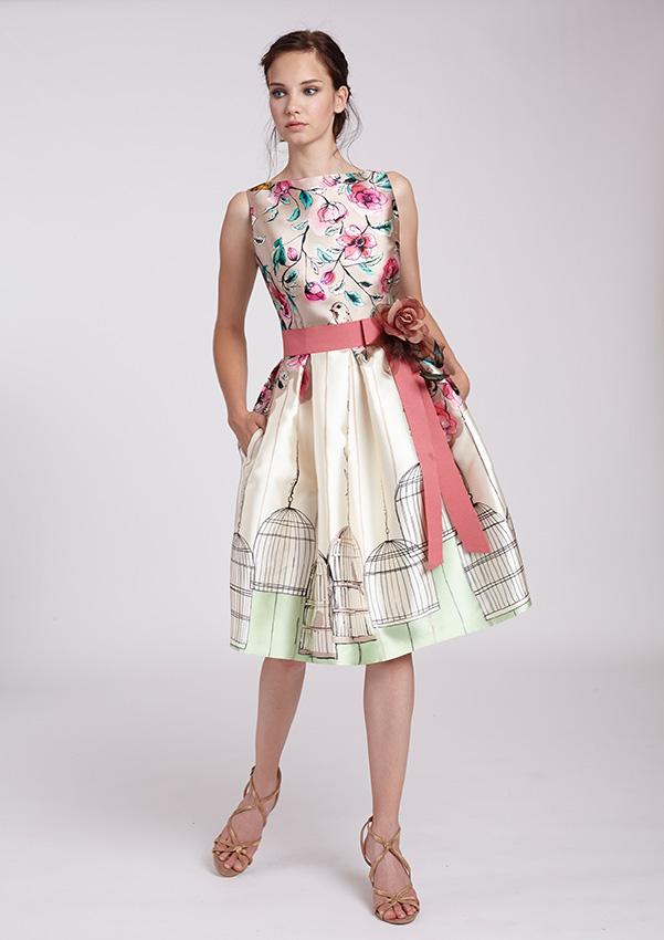 1e68595dc Estos son los colores que llevarán los vestidos de fiesta-de la ...