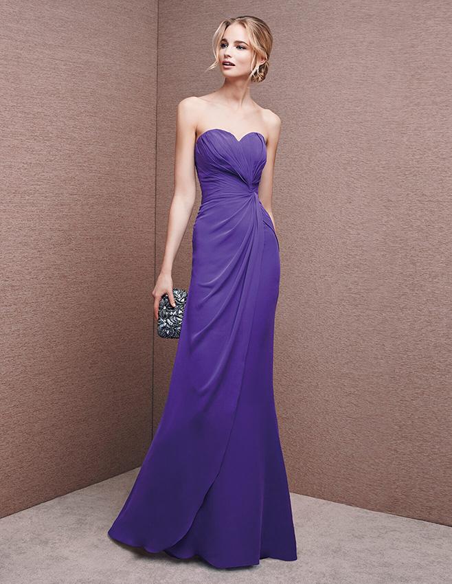 Descubre los colores que triunfan en los vestidos de fiesta esta ...