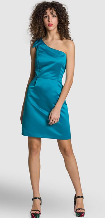 cfd7524e9 Descubre los colores que triunfan en los vestidos de fiesta esta temporada