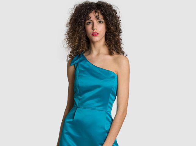 e5e35f41a Estos son los colores que llevarán los vestidos de fiesta-de la temporada -  Foto