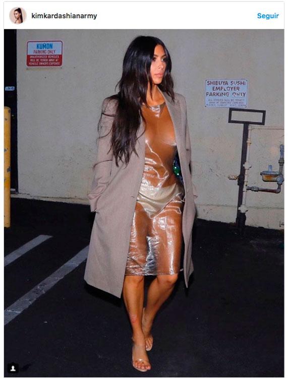 Vestidos transparentes y sin ropa interior la for Rihanna sin ropa interior