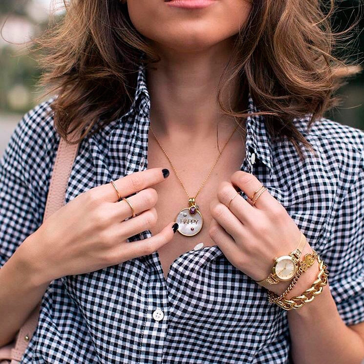 3d9a45ec6d8d Las nuevas joyas con efecto talismán de Tous - Foto