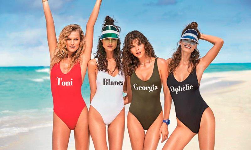 Tendencias en moda baño para 2018
