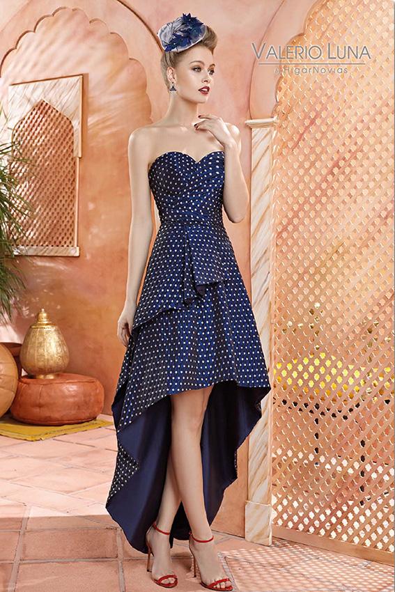 a780023777c8 Vestidos de fiesta asimétricos ¡Súmate a lo diferente! - Foto