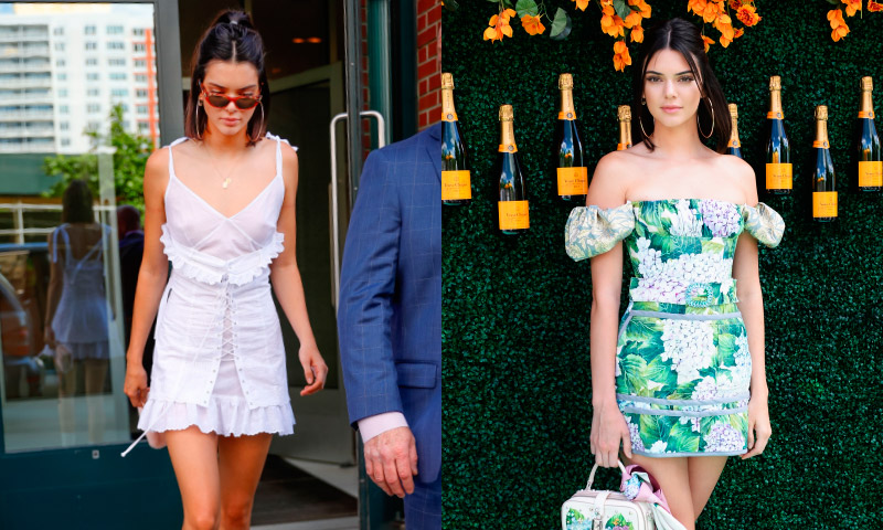 ¿Quieres el estilo de Kendall Jenner? Necesitarás uno de estos 12 botines blancos