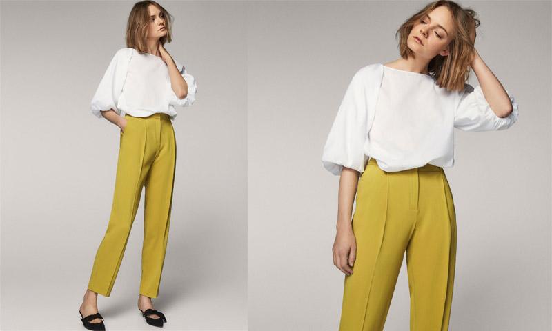 gran surtido volumen grande conseguir baratas Doce pantalones de Massimo Dutti con los que olvidar los ...