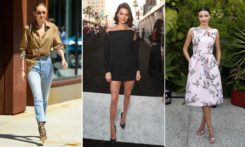 Las 10 'celebrities' mejor vestidas de la semana