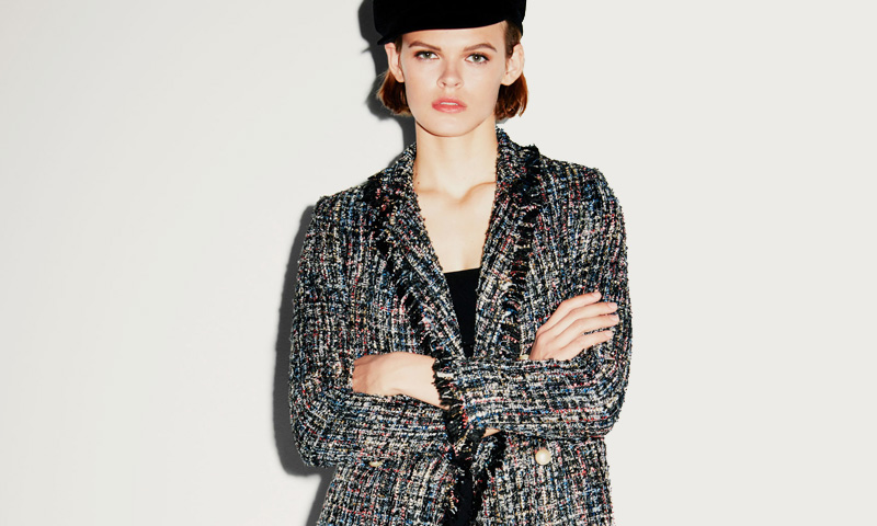 Doce chaquetas de Zara por las que desearás que llegue el otoño - Foto c2ed82305c7b