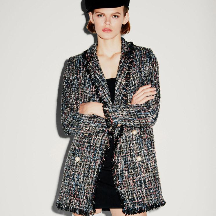 57a1e337e Doce chaquetas de Zara por las que desearás que llegue el otoño - Foto