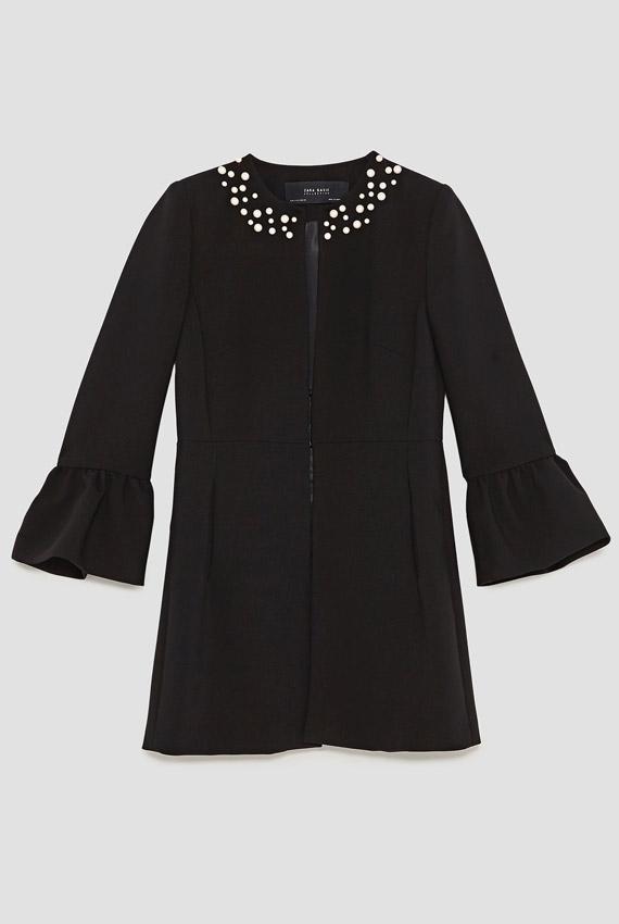 Doce chaquetas de zara por las que desear s que llegue el for Zara nueva coleccion