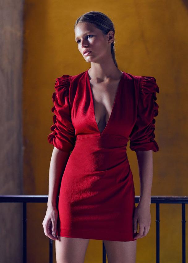 sitio web profesional grandes ofertas en moda rebajas(mk) Mango, tres musas de moda y cinco vestidos realmente nuevos ...