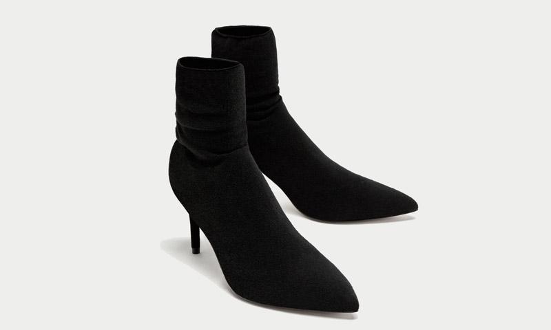 muchos estilos nuevo estilo nuevo estilo Fichados! Zara ya tiene los botines que están llevando todas ...