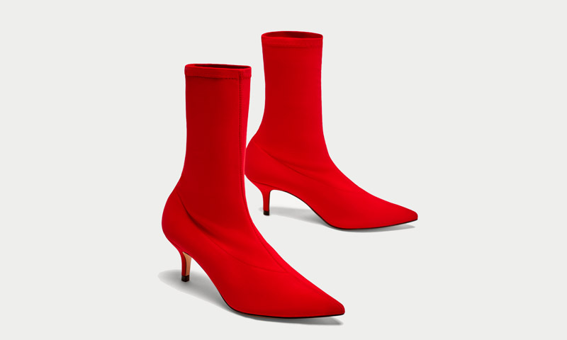 diseño atemporal 733e7 756d4 Fichados! Zara ya tiene los botines que están llevando todas ...