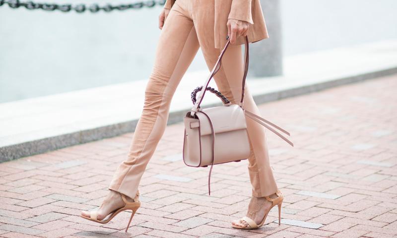 Tendencia a debate: 'Leggings' en color 'nude', ¿sí o no?