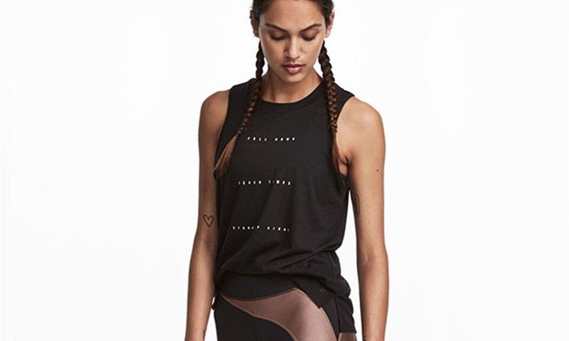 Estar en forma y a la moda es posible con la nueva colección 'Level Up' de H&M