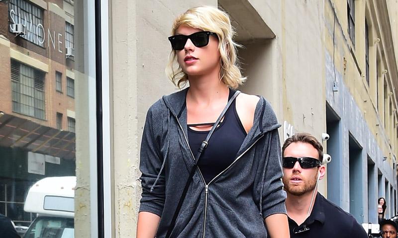 Taylor Swift, la nueva gurú de los 'looks' fitness