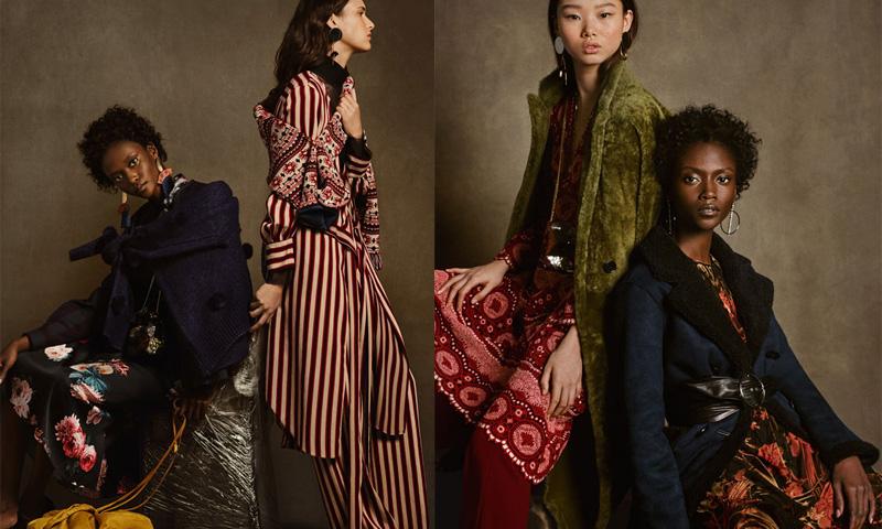 'Folk vibes': Diez vestidos de Zara para lograr el perfecto estilo étnico