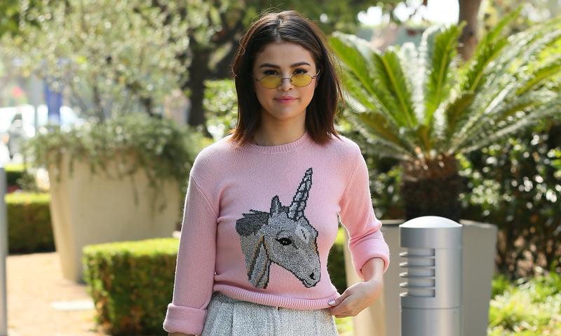 ¿Por qué nos gustan tanto los unicornios? Selena Gomez tiene la respuesta