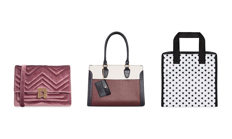 Completar tu 'look' será fácil con la nueva colección de bolsos de Primark