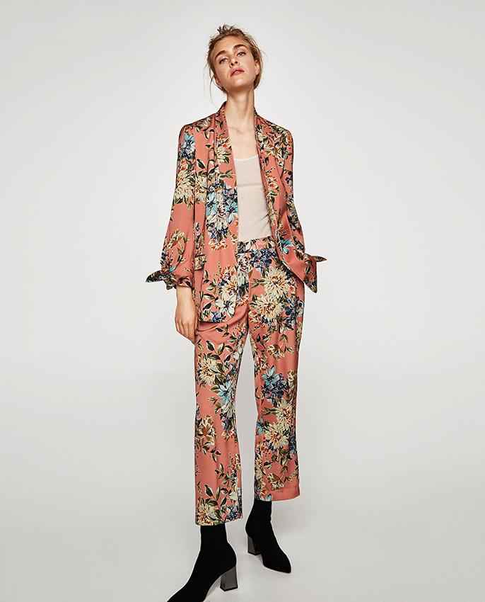 Zara De Deseando Llegue Con Nuevas Estarás Que Las 'blazers' bY7gf6y