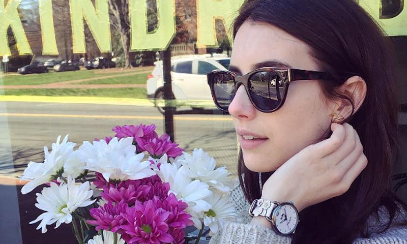 Déjate atrapar por el tiempo como Emma Roberts con uno de estos diez relojes