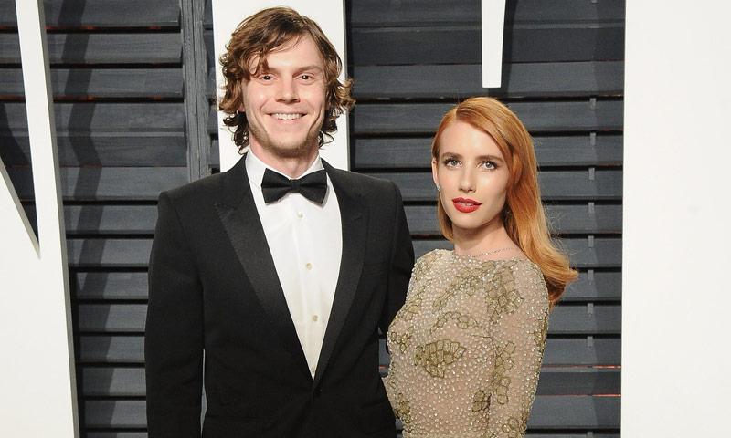 Lecciones de estilo en pareja: Emma Roberts & Evan Peters