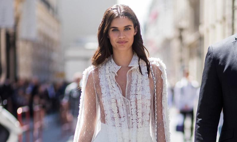 ¿Quién dijo novias? Las 'celebrities' también dan el sí al vestido blanco otoñal