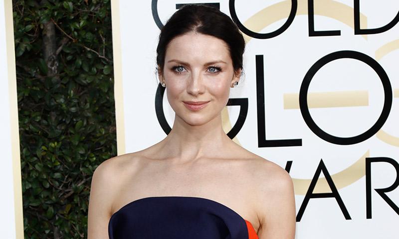 Caitriona Balfe, la protagonista de 'Outlander', está enamorada de la moda española