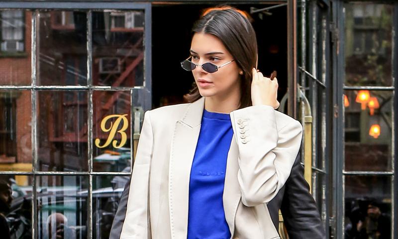 ¿Eres una mujer alta? Los trucos de estilo de Kendall Jenner para acertar con tus 'outfits'