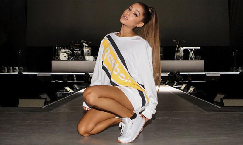 Ariana Grande vuelve a estar inspirada gracias a su firma 'sporty' favorita