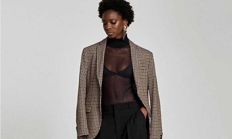 Da la bienvenida al otoño con la nueva colección de 'bodies' de Zara