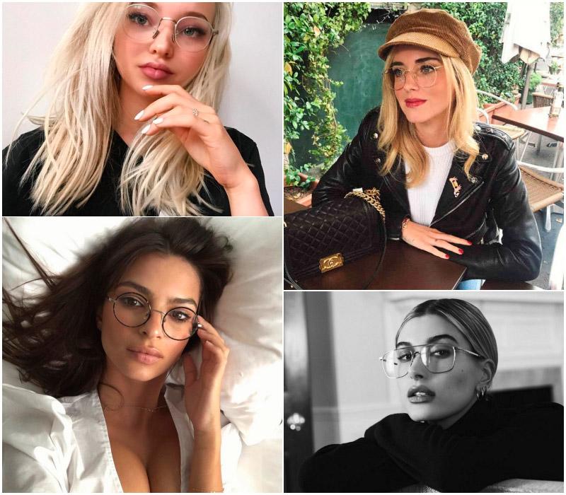 ee21f095f6 Definitivamente, éstas son las gafas (graduadas) más 'instagrameadas' de la  temporada - Foto