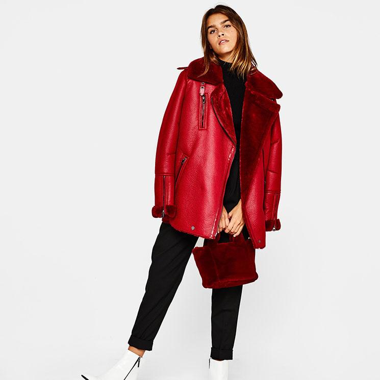 a6482ce3ad9 ¿Te gusta el color rojo  Así luce tu color favorito en la colección otoño