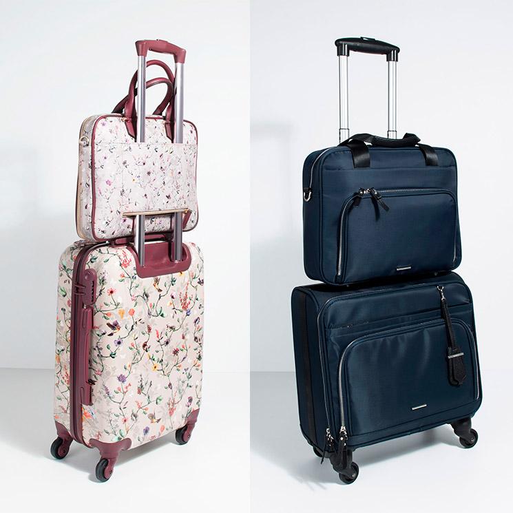 Listo camisa Inactivo  No te dejes nada en casa con los nuevos maletines y bolsos de viaje de  Parfois - Foto 1
