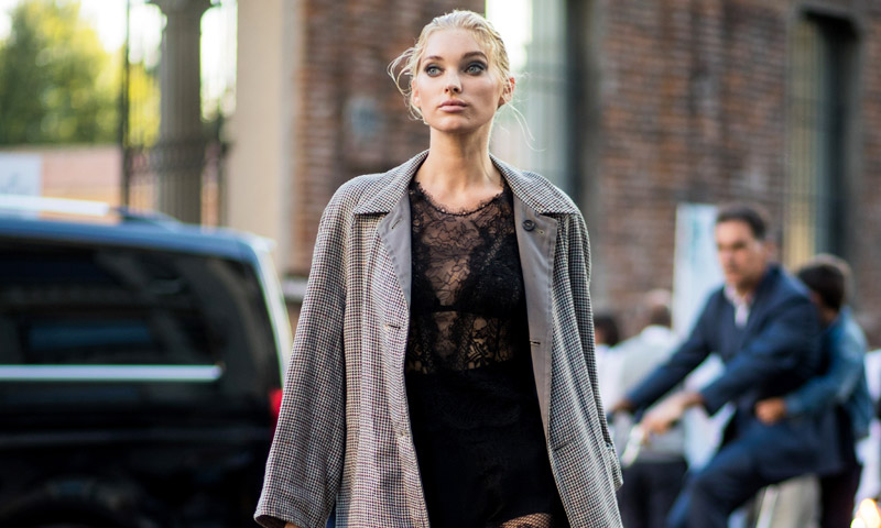 Los 'looks' más arriesgados y sorprendentes de los ángeles de Victoria's Secret